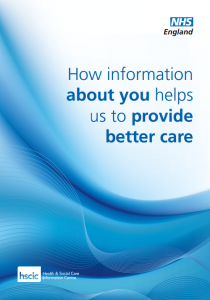 How information about you helps us to provide better care